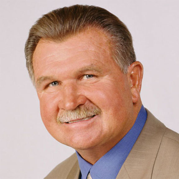Mike Ditka image