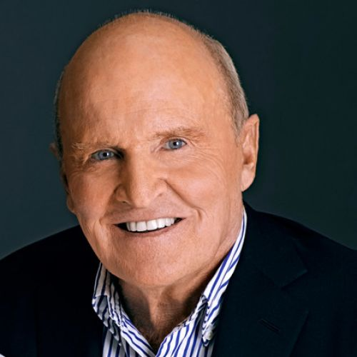 Jack Welch | Speaking Fee, Booking Agent, & Contact Info