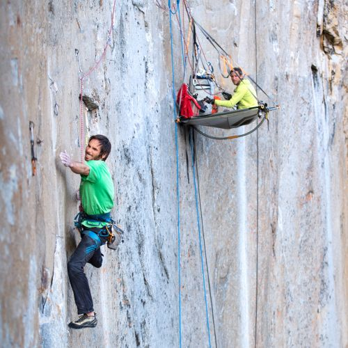 Tommy Caldwell & Kevin Jorgeson