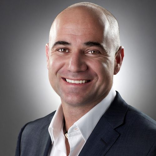 Andre Agassi image
