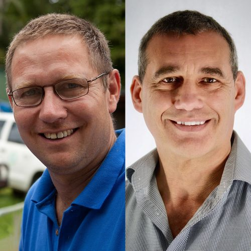 Dr Richard Harris Dr Craig Challen Speaking Fee Booking Agent Contact Info Caa Speakers