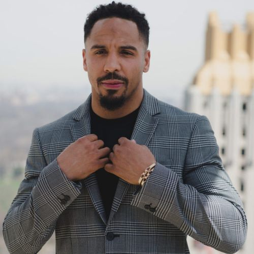 Andre Ward | Speaking Fee, Booking Agent, & Contact Info