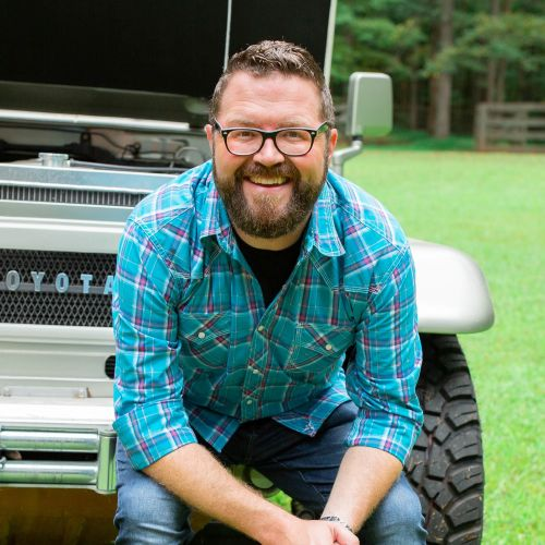 Rutledge Wood | Speaking Fee, Booking Agent, & Contact Info | CAA Speakers