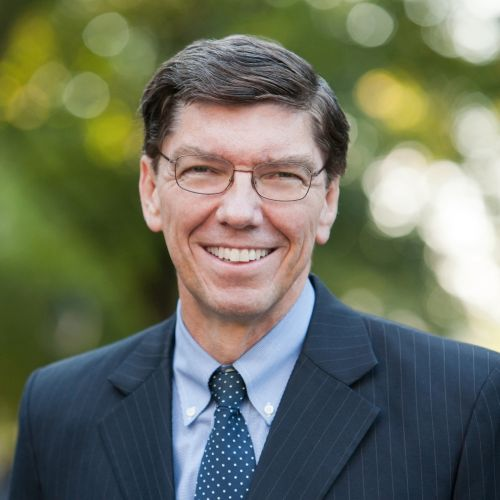 Clayton Christensen | Speaking Fee, Booking Agent, & Contact Info