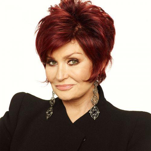 sharon osbourne rj decorated celebrities homes favorite christmas caa osbournes inquire below fee cancer talk speaker