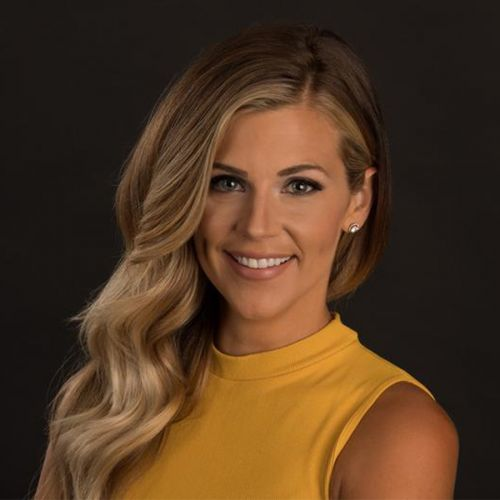 Samantha Ponder Speaking Fee Booking Agent Contact Info Caa